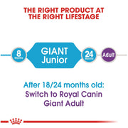 Royal Canin SHN Giant Junior 15kg - Dog Food