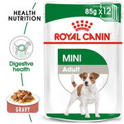Royal Canin SHN Wet Food Mini Adult Pouches (12x85g) - Dog