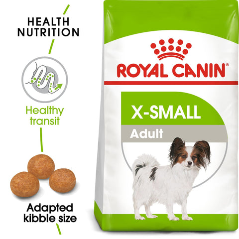 Royal Canin XS Adult 1.5kg - Dog Food