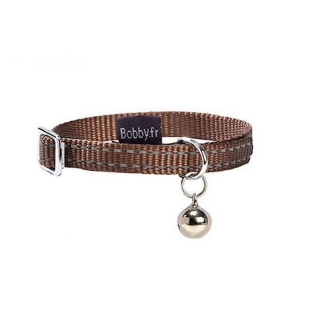 Safe Collar - Brown - Cat Collars & Tags