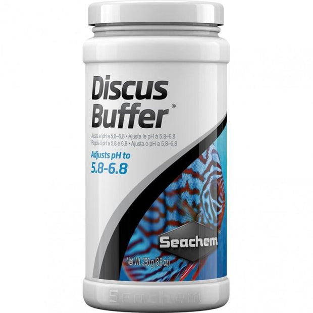 Seachem Discus Buffer (250g) - Fish Care