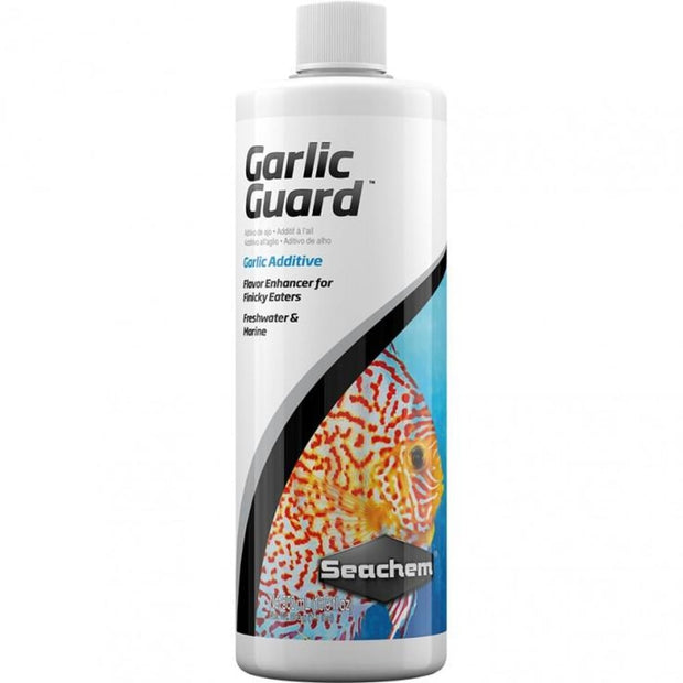Seachem GarlicGuard - 250ml - Fish Care