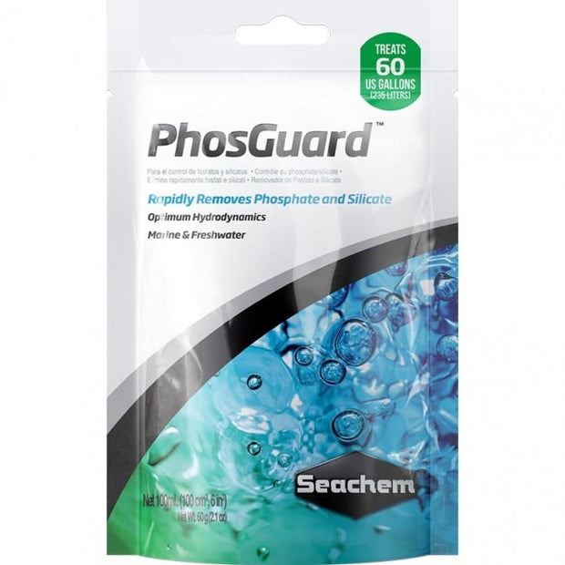 Seachem Phosguard - 100ml - Filtration