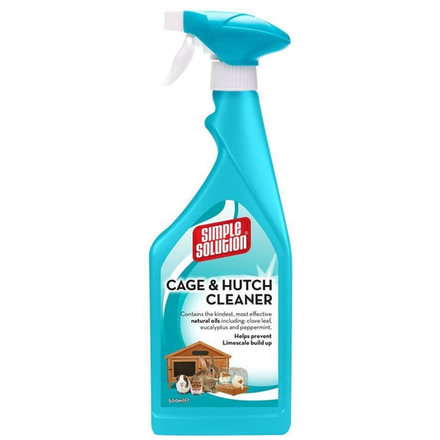 Simple Solution Cage & Hutch Cleaner - Cages & Hutches