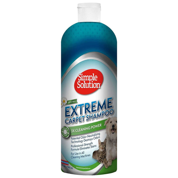 Simple Solution Extreme Carpet Shampoo - Hygeine & Housing