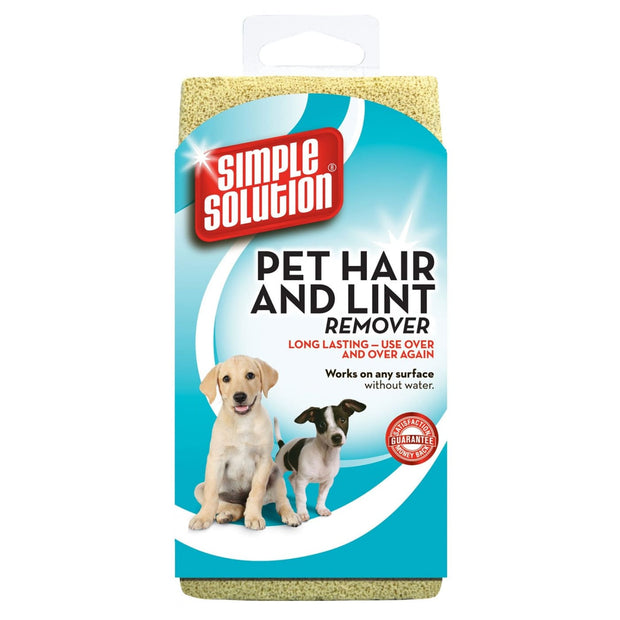 Simple Solution Pet Hair And Lint Remover Sponge - Hygeine &