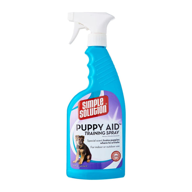 Simple Solution Puppy Aid Training Spray - Hygeine & Housing