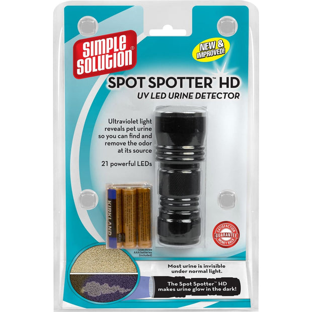 Simple Solution UV Spot Spotter - Hygeine & Housing