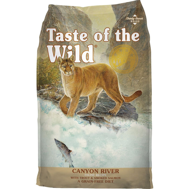 Taste Of The Wild Canyon River Feline Recipe - 2.27kg - Cat