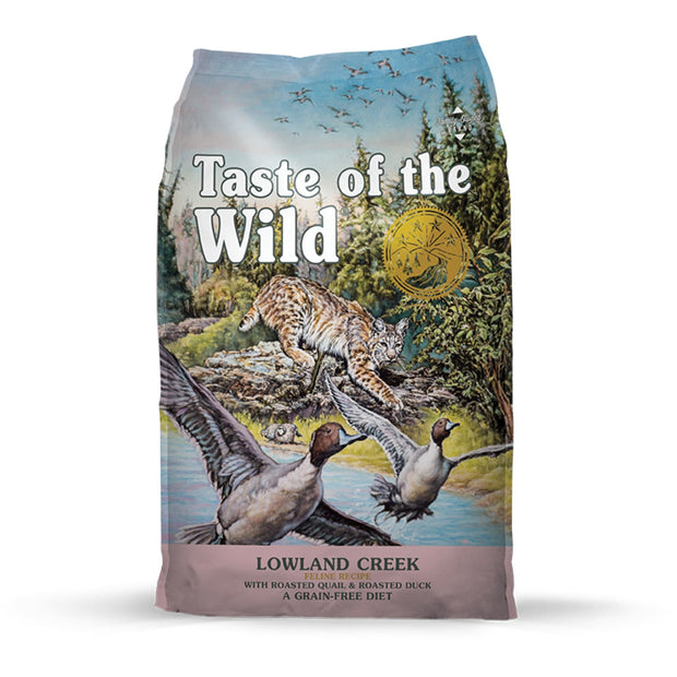 Taste of the Wild Lowland Creek Feline Formula - Cat Food