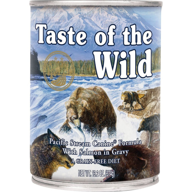 Taste Of The Wild Pacific Stream Canine Formula (375g) -
