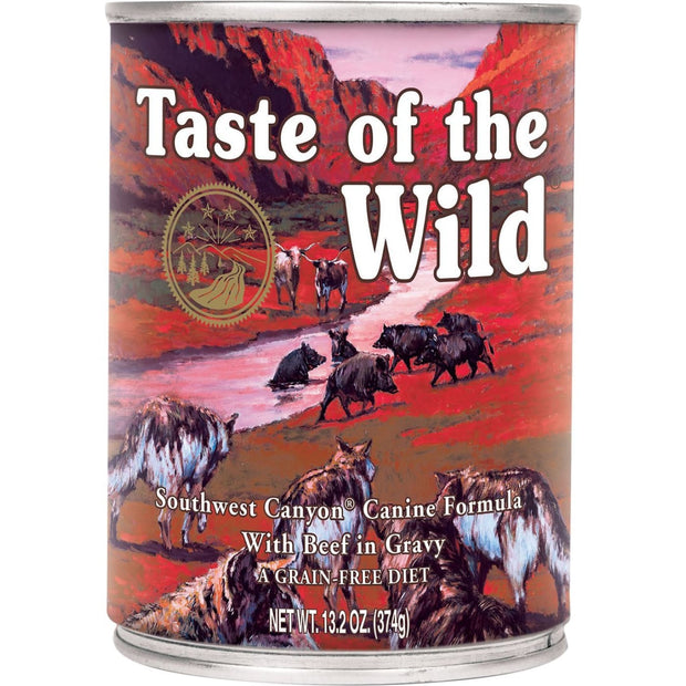 Taste Of The Wild Southwest Canyon Canine Formula (375g) -