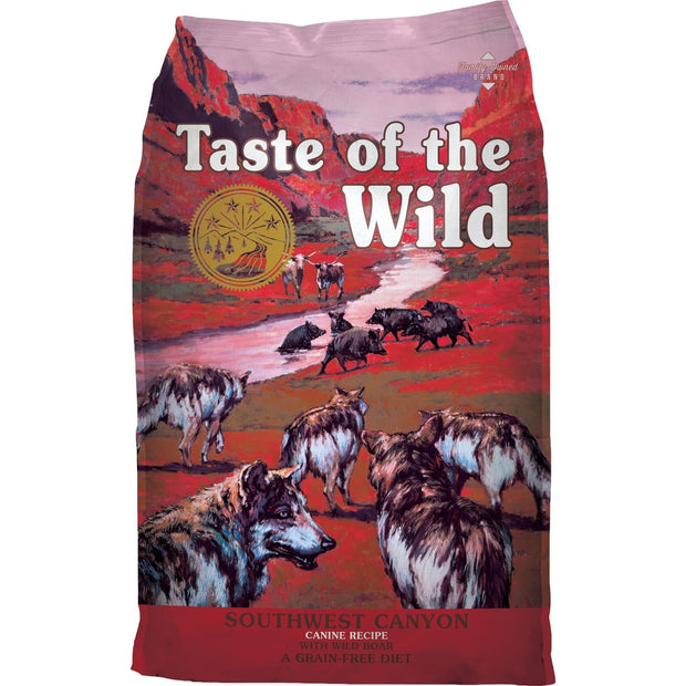 Taste Of The Wild Southwest Canyon Canine Recipe (12.7kg) -