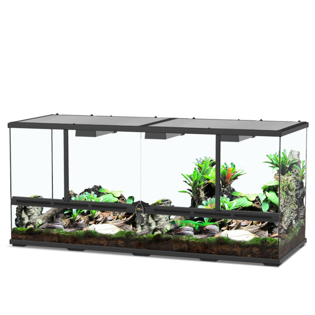 Terratlantis Terrariums - 118 x 45 x 45cm - Reptile Homes