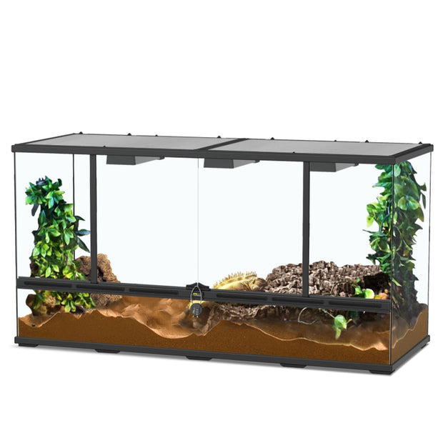 Terratlantis Terrariums - 118 x 45 x 60cm - Reptile Homes