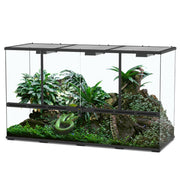 Terratlantis Terrariums - 132 x 45 x 75cm - Reptile Homes