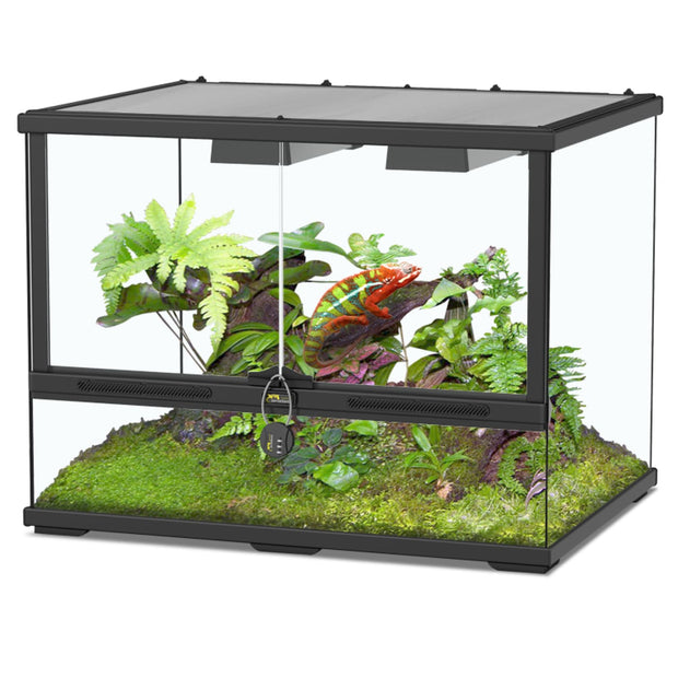 Terratlantis Terrariums - 60 x 45 x 45cm - Reptile Homes