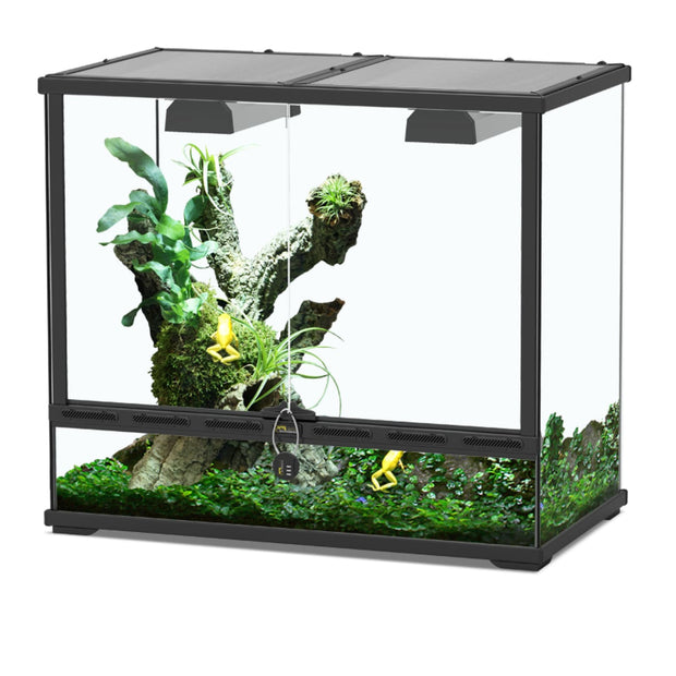 Terratlantis Terrariums - 68 x 38 x 60cm - Reptile Homes