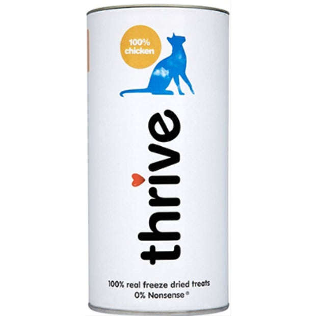 Thrive Cat Treats Chicken 200g