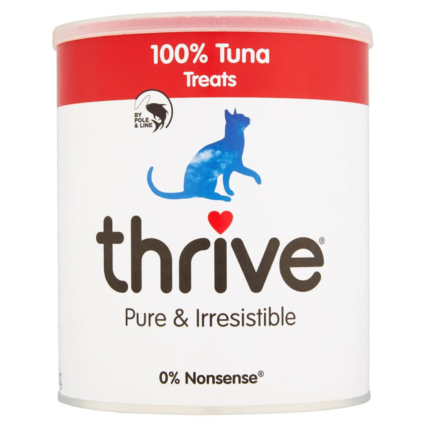 Thrive Cat Treats Tuna - 180g - Cat Treats