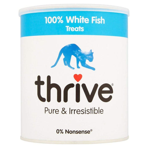 Thrive Cat Treats White Fish - Cat Treats