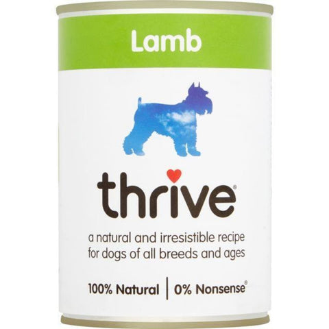 Thrive Dog Complete Lamb 400g - Dog Food
