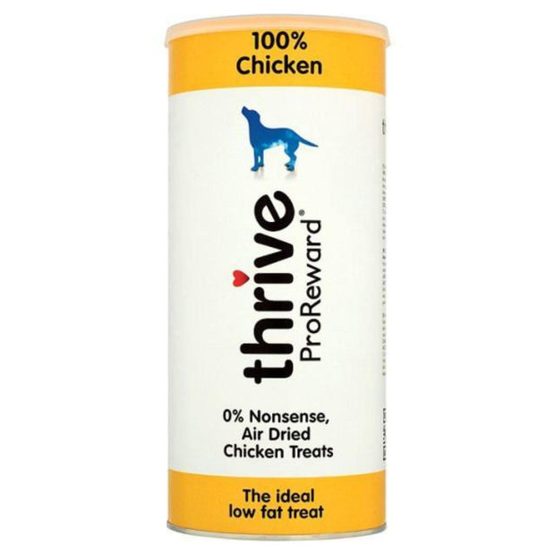 Thrive Pro Reward Chicken Tubes 60g - Dog Treats