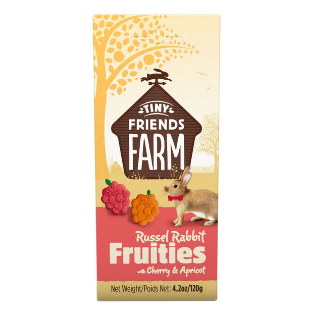 Tiny Farm Friends - Russell Rabbit Fruities - Treats & Chews