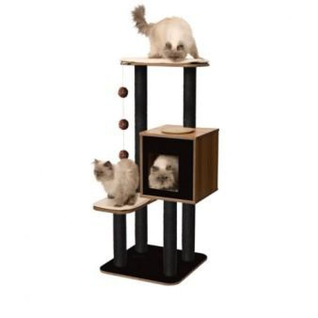 Vesper Design High Base Cat Furniture - Scratchers & Poles