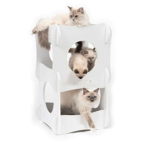 Vesper Premium Cat Condo - Cat Beds & Carriers