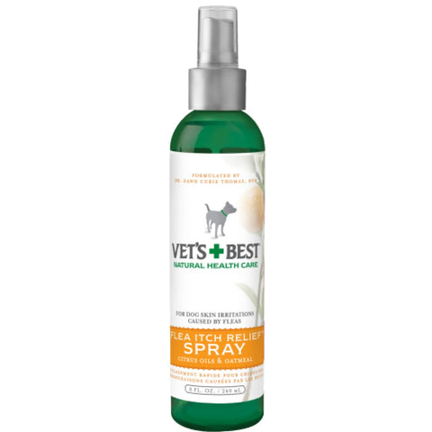 Vets Best Allergy Itch Relief Spray 8oz - Healthcare &