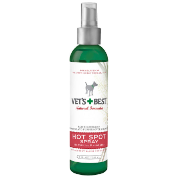 Vets Best Hot Spot Spray for Dogs - 8oz - Healthcare &