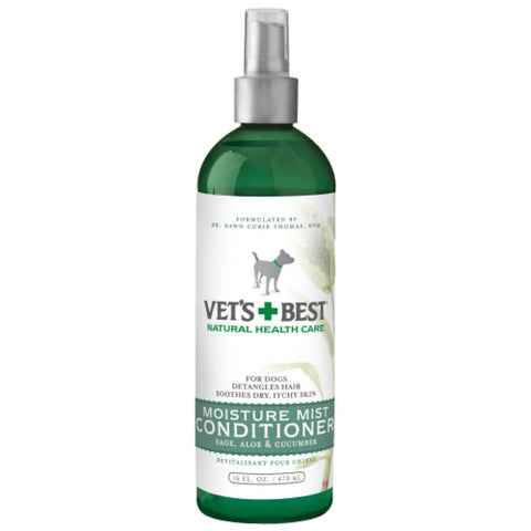 Vets Best Moisture Mist Conditioner for Dogs - Healthcare &