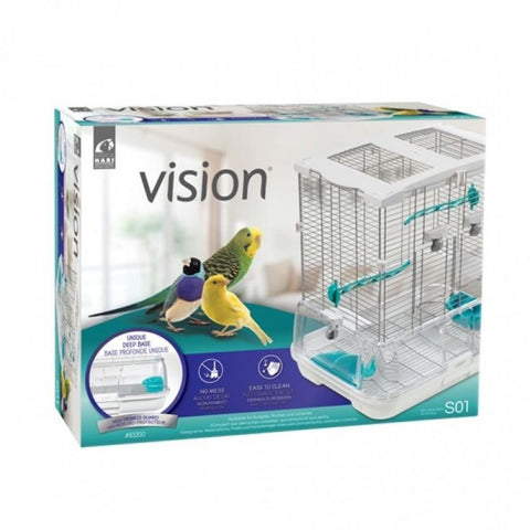 Vision Bird Cage (Small) - Bird Cages & Homes