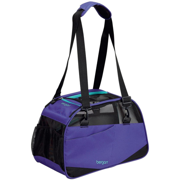 Voyager Comfort Carrier - Purple - Pet Carriers