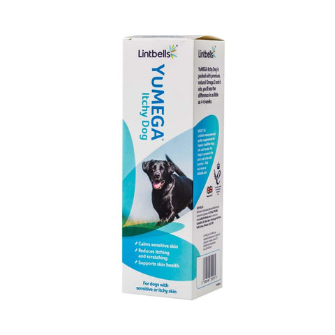 Yumega Itchy Dog (Yumega Plus) 250ml - Coat & Skin Care