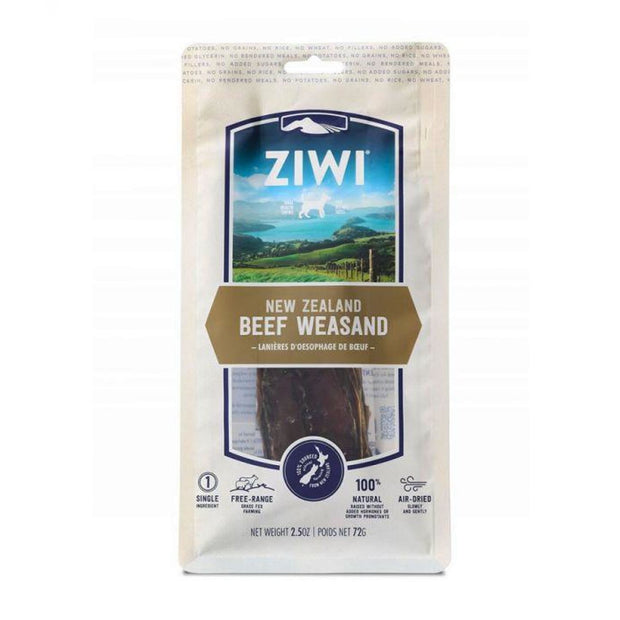 ZIWI Beef Weasand Oral Chews for Dogs - Dog Treats
