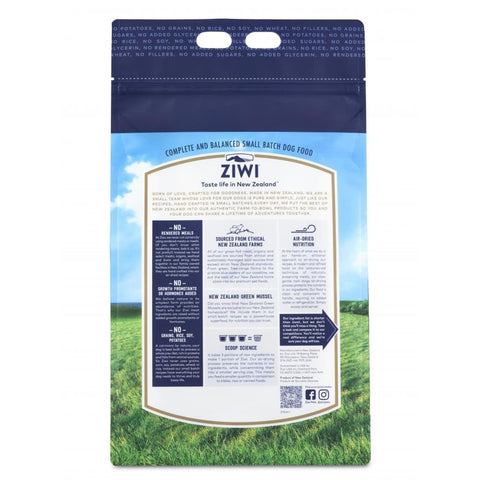 Ziwi Peak Air-Dried Beef for Dogs - Dog Food