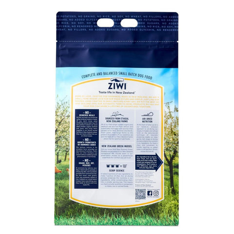Ziwi Peak Air-Dried Free Range Chicken for Dogs - Dog Food