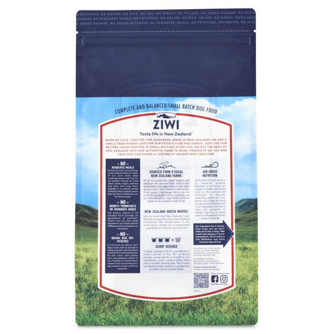 Ziwi Peak Air-Dried Venison for Dogs - Dog Food