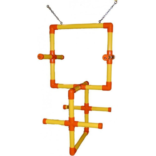 ZooMax Double Cube - Medium - Bird Cages & Homes