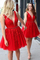 Short Homecoming Dress, Dresses For Graduation Party, Evening Dress, Formal Dress S1529