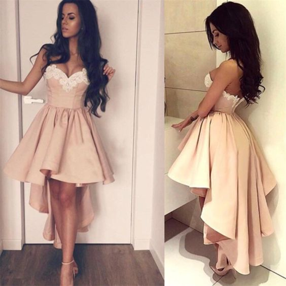 New Arrival sexy lace sweetheart short  cheap homecoming dresses  S1913