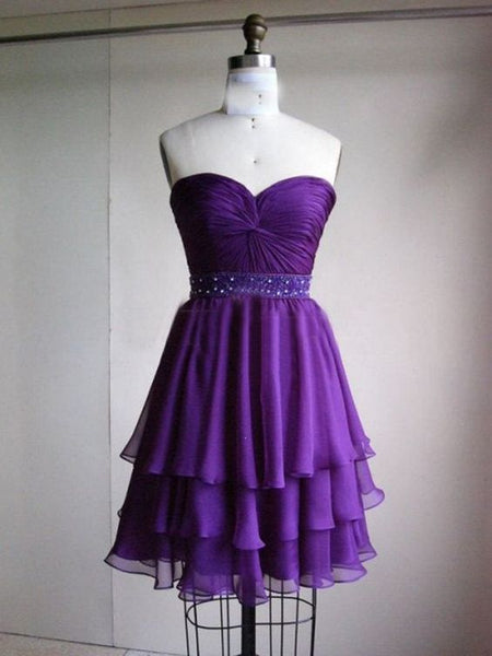 Homecoming Dress,Short Prom Dresses,Homecoming Gowns S451