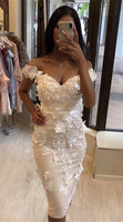 champagne homecoming dresses S13473