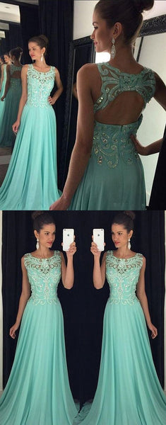 High quality prom dresses, backless prom dresses S17462