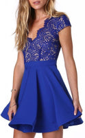 Sexy  Lace Homecoming Dress,Short Homecoming Dresses S5962