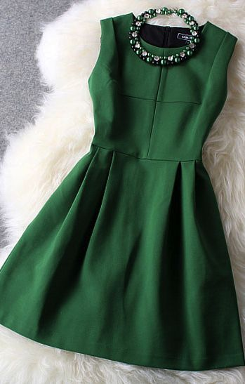 Green Homecoming Dresses,Sweet 16 Dress,Homecoming Dress,Cocktail Dress S6074