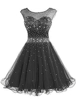 A-line Homecoming Dresses For Teens S12185