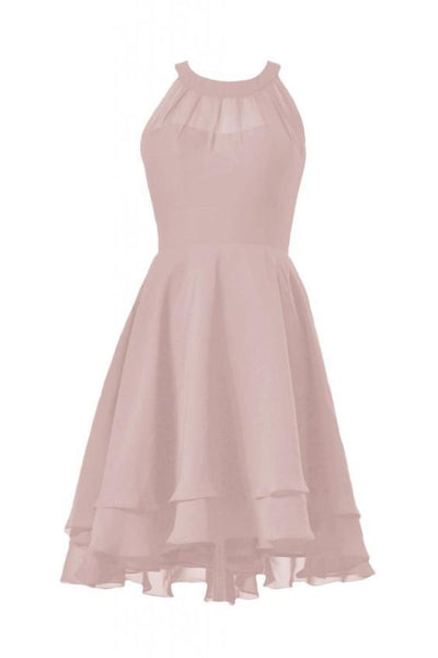 Homecoming Dress,Blush Pink Homecoming Dresses,Sweet 16 Dress  S10734